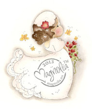 Magnolia Stamps Wedding Tilda