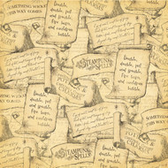 Graphic 45 STEAMPUNK SPELLS 12 x 12 WITCHING HOUR