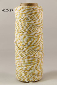 Bakers Twine 2 mm Yellow
