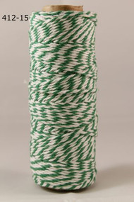 Bakers Twine 2 mm Green