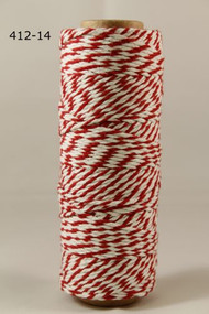 Bakers Twine 2 mm Red
