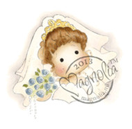 Magnolia Mini - DOO BEE POPS BRIDE TILDA