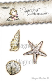Magnolia Stamps SEA SHELL KIT - Sea Breeze 2013
