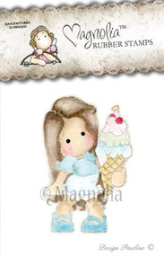 Magnolia Stamps TILDA WITH CHERRY ICE - Sea Breeze 2013