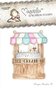 Magnolia Stamps TIME FOR ICE CREAM - Sea Breeze 2013