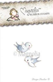 Magnolia Stamps LITTLE SUMMER BIRDS - Sea Breeze 2013