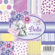 WILD ROSE STUDIO BELLA PAPER PACK