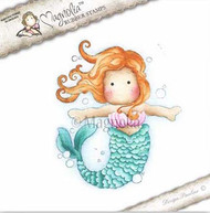 Magnolia Stamps - Bon Voyage Little Mermaid Tilda