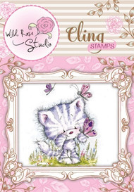 Wild Rose Studio - Elsie and Butterflies