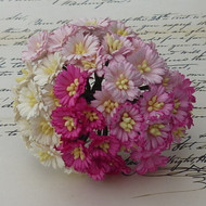 Wild Orchid Crafts Cosmos Daisy Mixed Pink/White