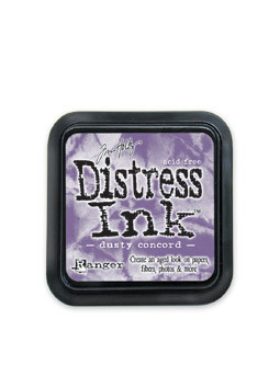 Ranger Distress Ink Dusty Concord