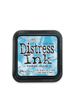 Ranger Distress Ink Broken China