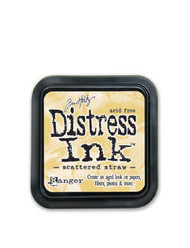 Ranger Distress Ink Scattered Straw