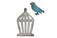 Tim Holtz Alterations Mini Bird Cage set