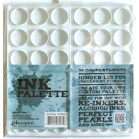 Tim Holtz Ink Palette