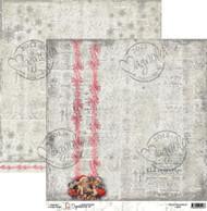 Magnolia Stamps 12 x 12 Paper Joyful