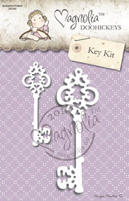 Metal Dies 2 Paper Cutting Dies Size: 60 x 20 mm / 95 x 34 mm From the Winter Wonderland Collection 2013 KEY KIT