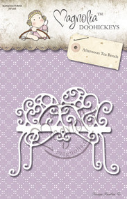 Magnolia Stamps DooHickey 120 - Lost & Found - Afternoon Tea Bench