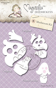 Magnolia Stamps DooHickey 124 - Lost & Found - Mushroom Kit