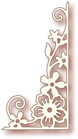 Wild Rose Studio - Cutting Die - Corner Flourish