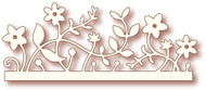 Wild Rose Studio - Cutting Die - Woodland Border