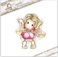 Magnolia Stamps - Libra Tilda Zodiac 2014