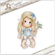 Magnolia Stamps - Virgo Tilda Zodiac 2014