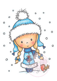 Wild Rose Studio - Mia in the Snow