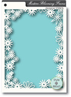 Memory Box Stencils - Blooming Frame