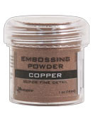 Ranger - Embossing Powder - Super Fine Copper