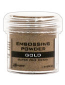 Ranger - Embossing Powder - Super Fine Gold