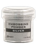 Ranger - Embossing Powder - Silver