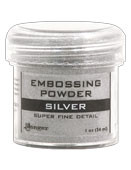 Ranger - Embossing Powder - Super Fine Silver