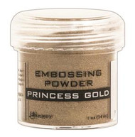 Ranger - Embossing Powder - Princess Gold