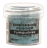 Ranger - Embossing Powder - Turquoise