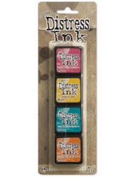 Ranger Distress Ink Pad Set #1