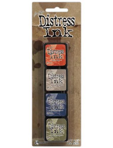 Ranger - Mini Distress Ink Pad Set #5