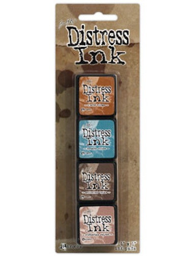 Tim Holtz Mini Distress Ink Pad #6