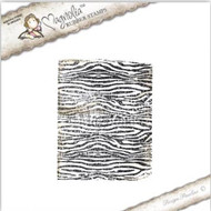 magnolia stamps zebra background