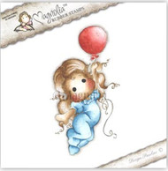MAGNOLIA STAMPS - SWEET TILDA WITH BALLOON