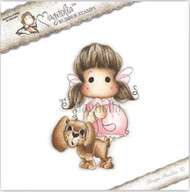 MAGNOLIA STAMPS - TILDA WITH CHANEL THE PUPPY