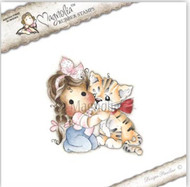 MAGNOLIA STAMPS - TILDA WITH DAISYMAE THE TIGER