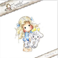 MAGNOLIA STAMPS - TILDA WITH ELSIE THE LAMB