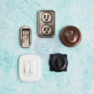 Prima Marketing Junkyard Switches & Outlets