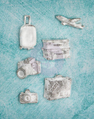 Prima Marketing Shabby Chic Treasures Resin Explore