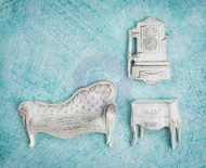 Prima Marketing Shabby Chic Treasures Resin Foyer