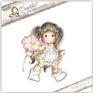 Magnolia Stamps new special stamp release - Tilda With Poppy