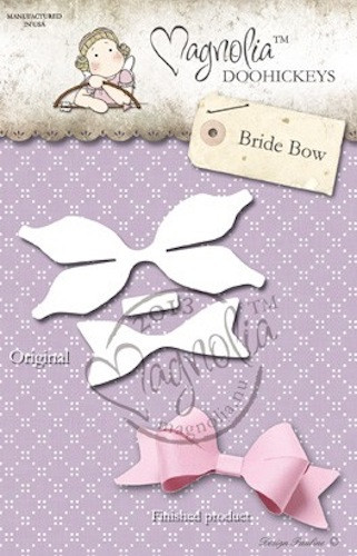 Magnolia Stamps Bride Bow DooHickey