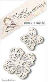 Magnolia Stamps DooHickey Doily Flowers