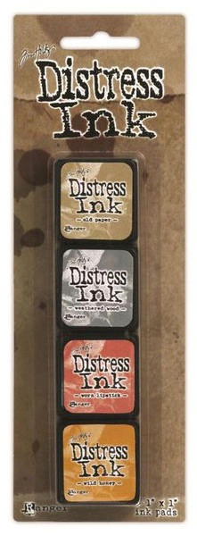 Tim Holtz Mini Ink Kit #7